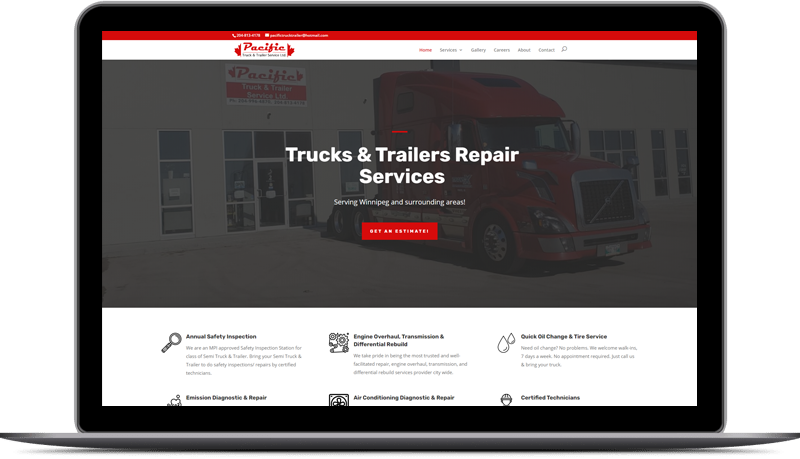 Pacific Truck & Trailer Services